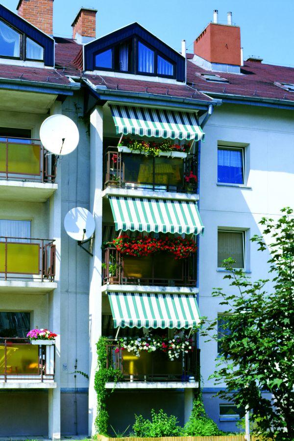 Balkon árnyékoló - Italia fix